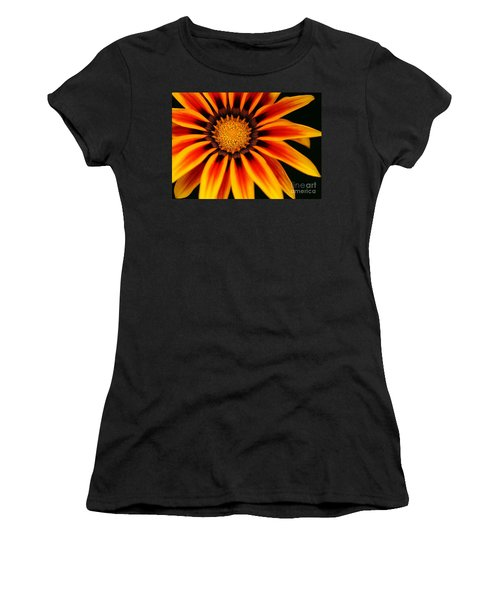 Gazania L Women's T-Shirt (Athletic Fit)