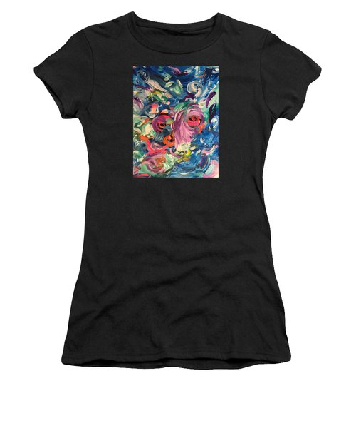 Gaze Of Lynx Women's T-Shirt