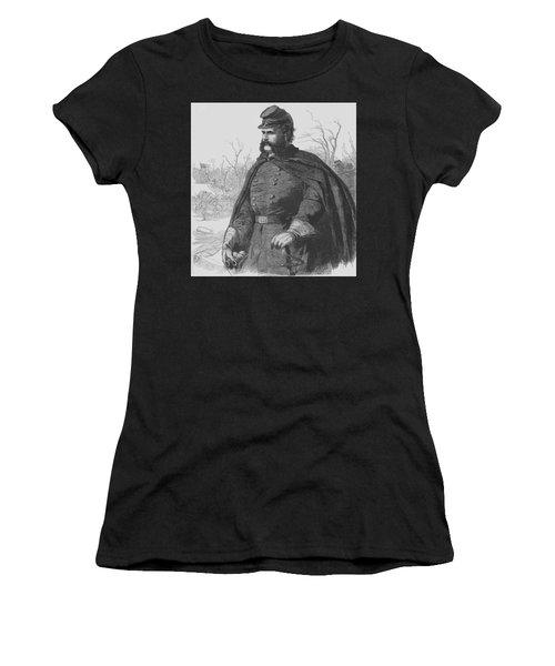 General Ambrose Burnside Women's T-Shirt