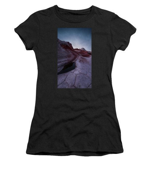 Women's T-Shirt (Athletic Fit) featuring the photograph Genesis  by Dustin LeFevre