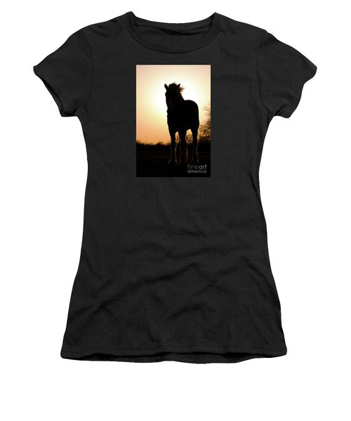 Gentlest Giant Women's T-Shirt (Athletic Fit)