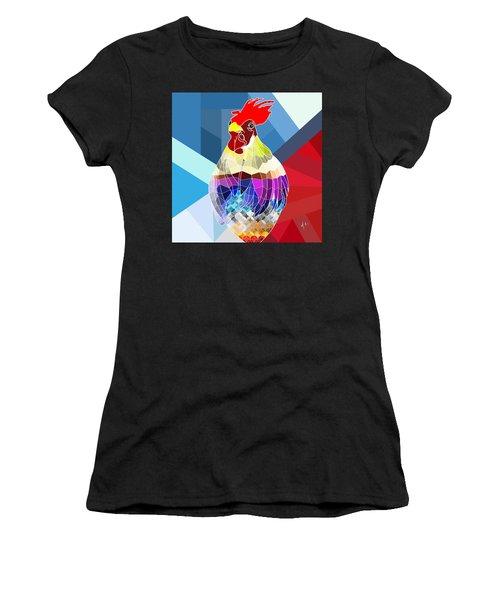 Geo Doodle Doo Women's T-Shirt