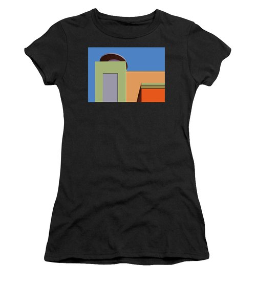 Geometry 101 Women's T-Shirt (Athletic Fit)