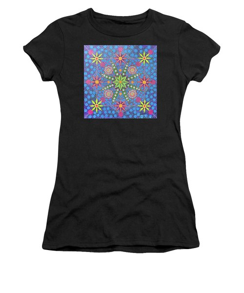 Geometry Of An Arkana Women's T-Shirt (Athletic Fit)