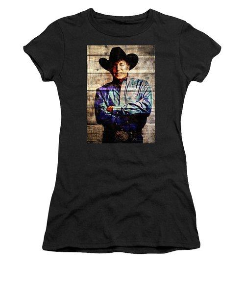 George Strait Women's T-Shirt