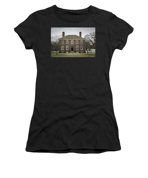 George Wythe House Williamsburg 2014 Women's T-Shirt
