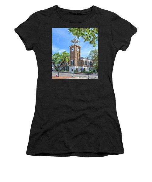 Georgetown Clock Tower Women's T-Shirt