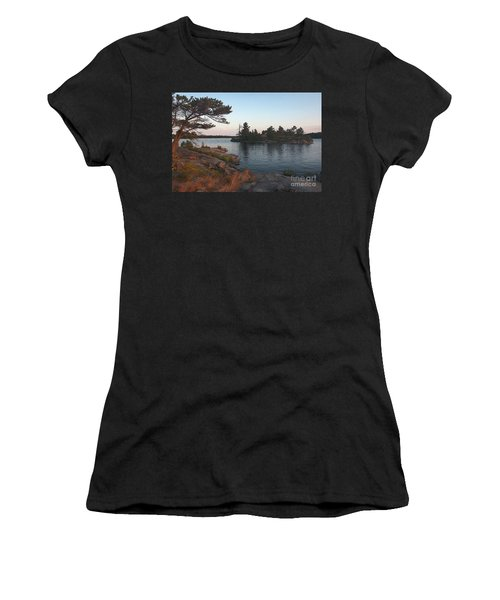 Georgian Bay Sunrise-4299 Women's T-Shirt