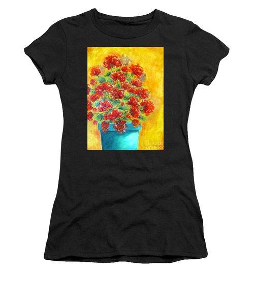 Geranium Women's T-Shirt