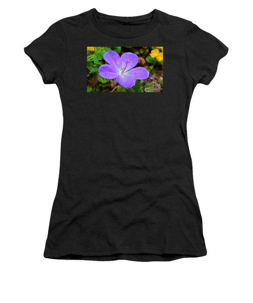 Geranium Women's T-Shirt