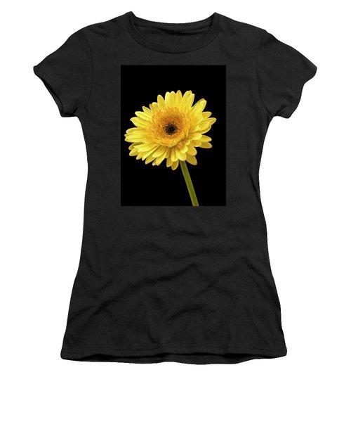 Gerbera Portrait Women's T-Shirt