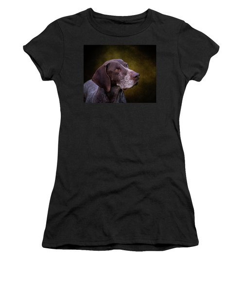 German Shorthaired Pointer Women's T-Shirt
