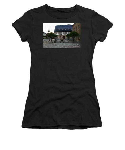 German Town Square Women's T-Shirt