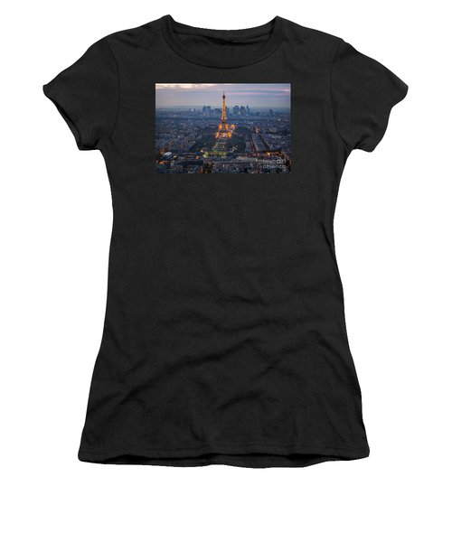 Get Ready For The Show Women's T-Shirt (Athletic Fit)