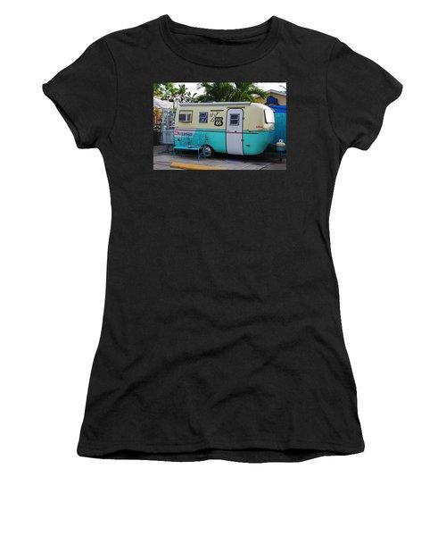Get Your Kicks Women's T-Shirt (Athletic Fit)