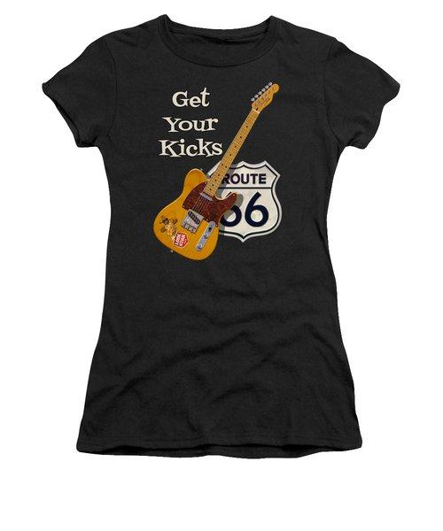 Get Your Kicks Women's T-Shirt