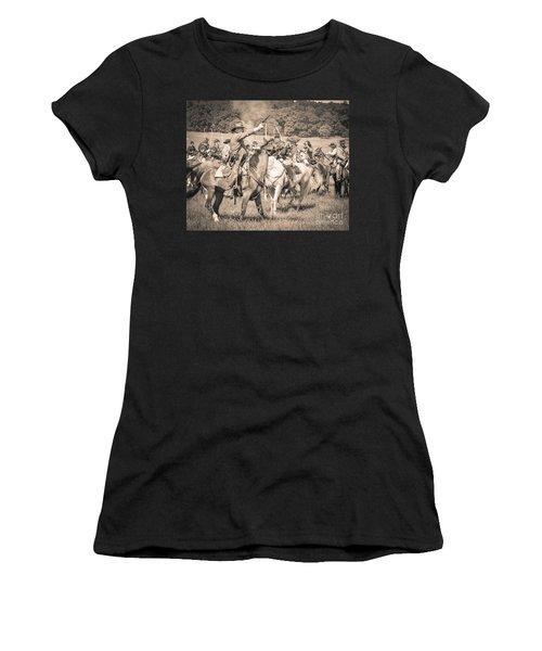 Gettysburg  Union Cavalry 7920s  Women's T-Shirt