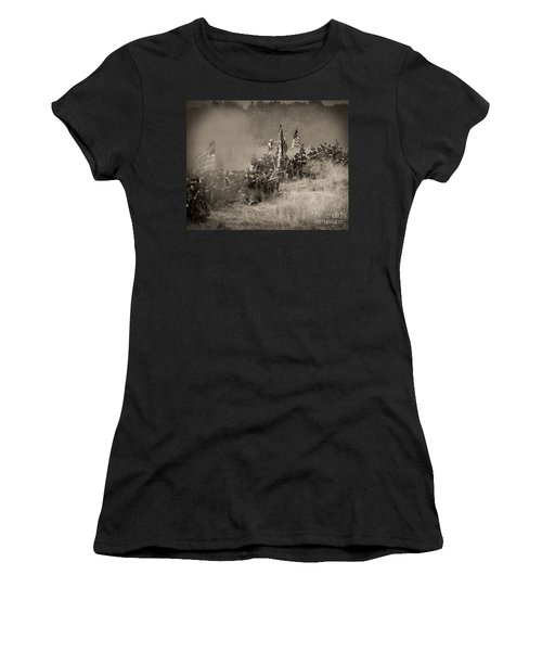 Gettysburg Union Infantry 8947s Women's T-Shirt