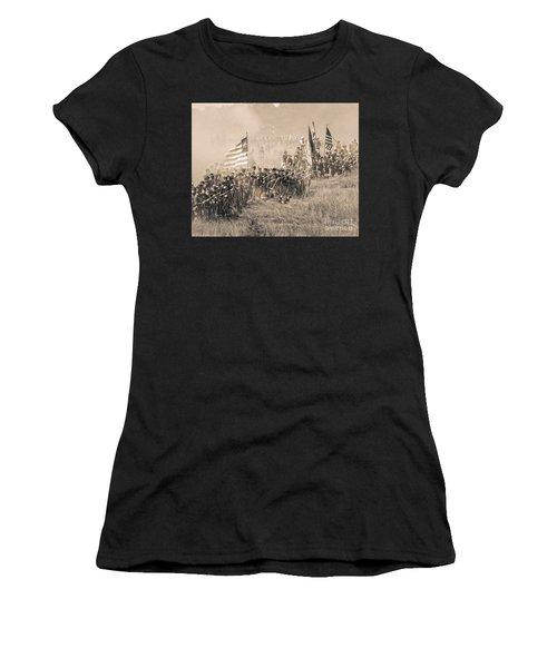 Gettysburg Union Infantry 8948s Women's T-Shirt