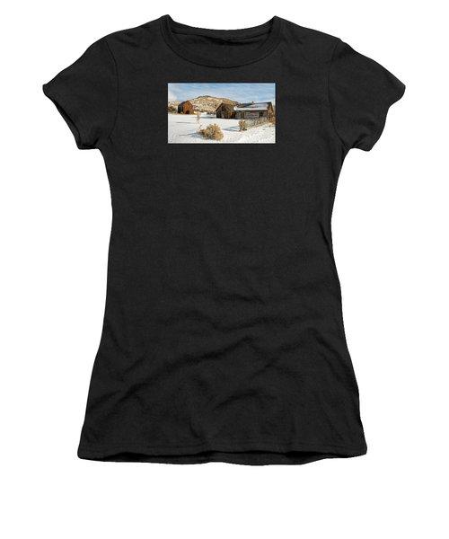 Ghost Town Winter Women's T-Shirt