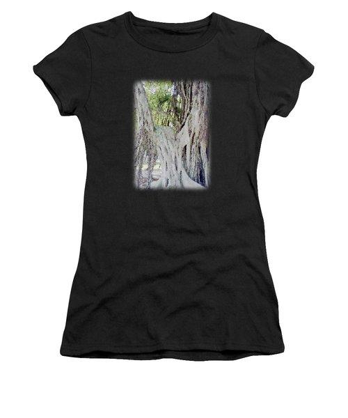 Ghostly Banyan Women's T-Shirt