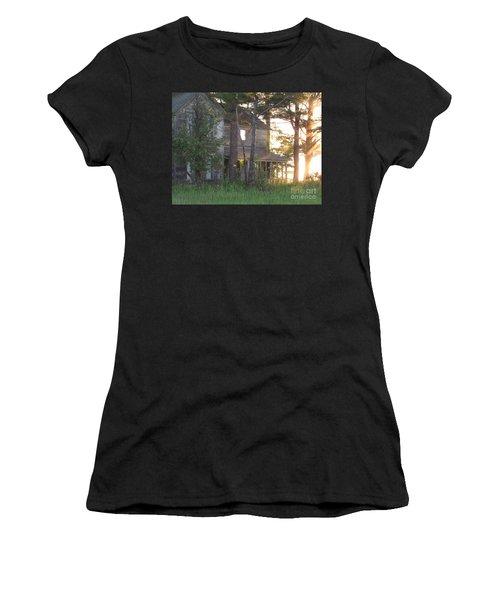 Ghostly Light Women's T-Shirt