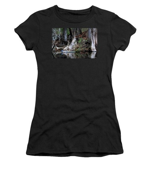 Giant Cypress Knees Women's T-Shirt