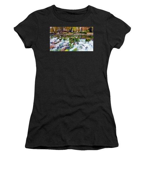 Giant Springs 1 Women's T-Shirt