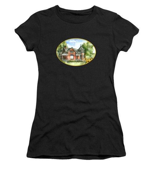 Gingerbread Lady Women's T-Shirt