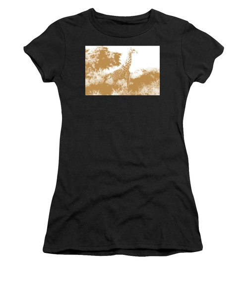 Giraffe 2 Women's T-Shirt
