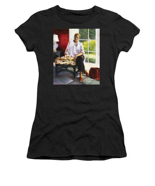 Girl Talk Women's T-Shirt