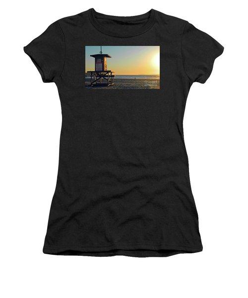 Give Me A Minute Women's T-Shirt (Junior Cut) by Everette McMahan jr