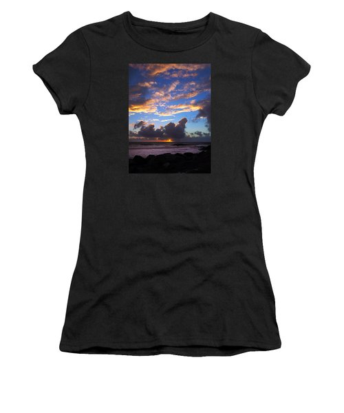 Give Us This Day Women's T-Shirt (Athletic Fit)