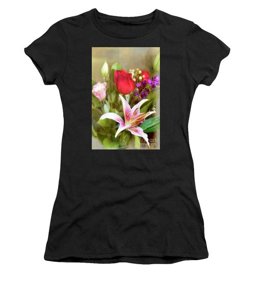 Given With Love Women's T-Shirt (Athletic Fit)