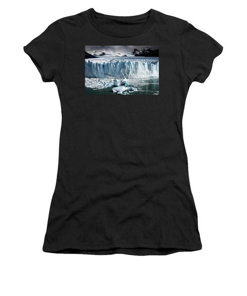 Glaciar 003 Women's T-Shirt (Athletic Fit)