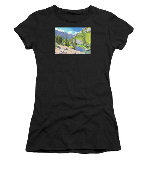 Glacier Gorge Women's T-Shirt