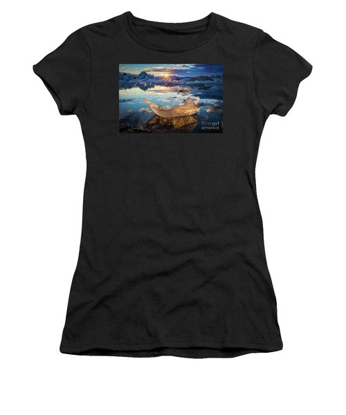 Glacier Lagoon Women's T-Shirt