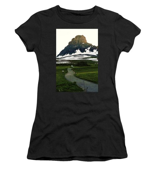 Glacier National Park 8 Women's T-Shirt