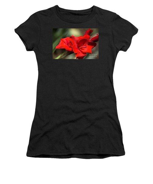 Gladioli Manhattan Variety  Women's T-Shirt