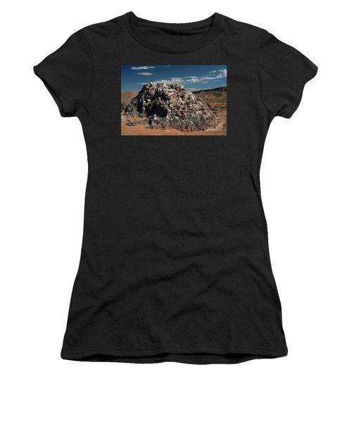 Glass Mountain Capital Reef National Park Women's T-Shirt