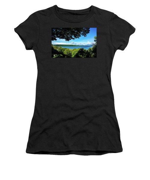 Glen Lake Women's T-Shirt (Athletic Fit)