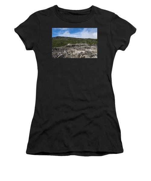 Glendasan Abandoned Mining Site Village Women's T-Shirt