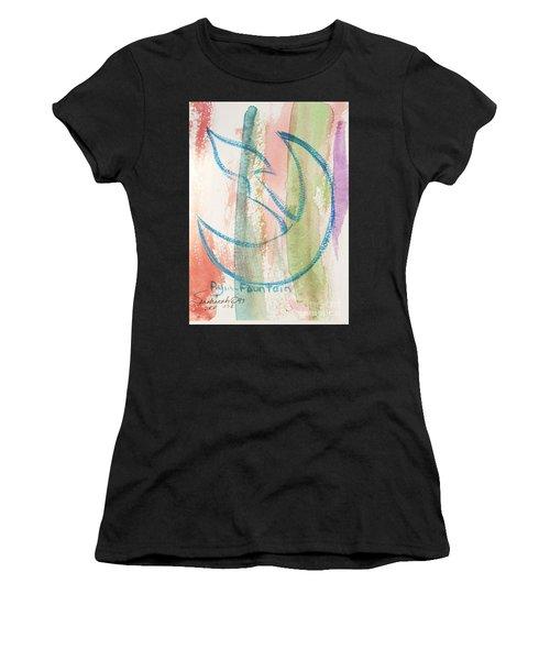 Gliding Ayin Women's T-Shirt