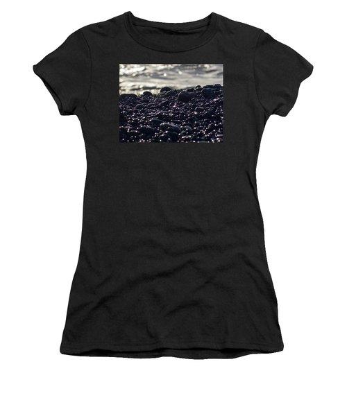Glistening Rocks Women's T-Shirt (Athletic Fit)