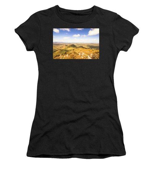 Glorious Tasmania Women's T-Shirt
