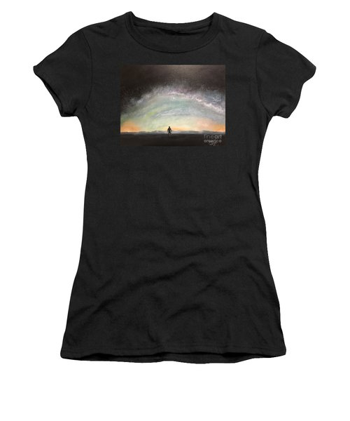 Glory Of God Women's T-Shirt (Athletic Fit)