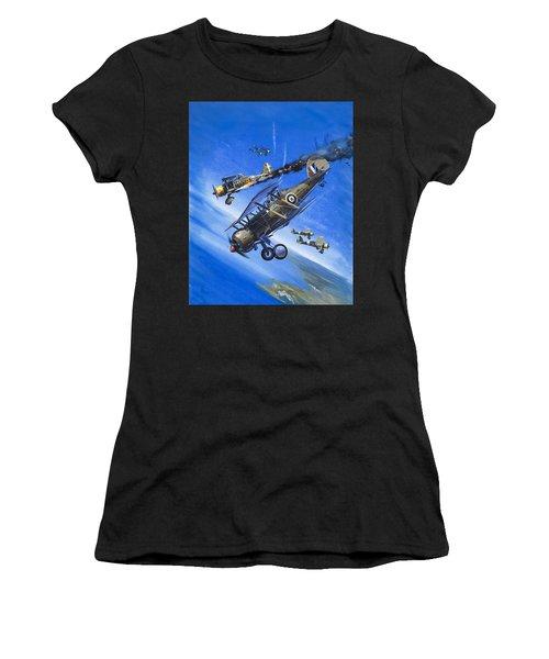 Gloster Gladiator Women's T-Shirt