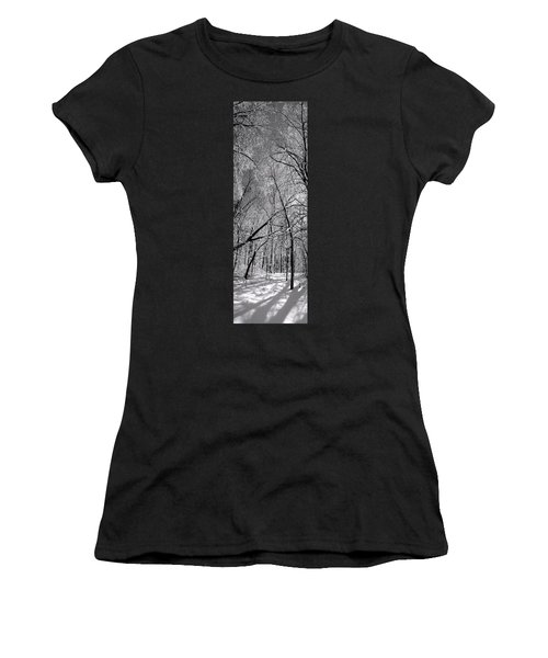 Glowing Forest, Knoch Knolls Park, Naperville Il Women's T-Shirt