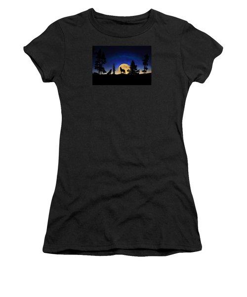Glowing Horizon Women's T-Shirt