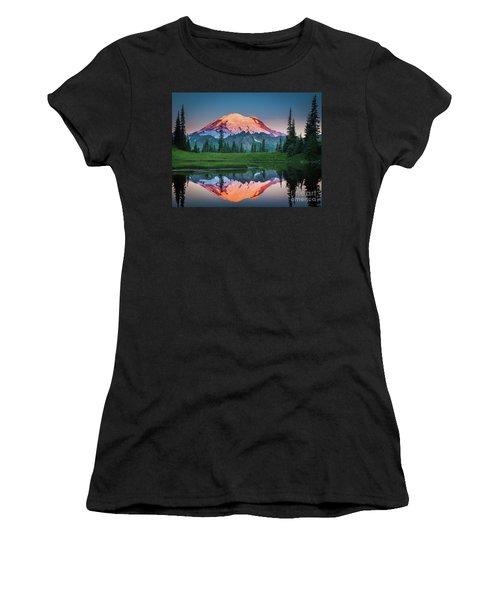 Glowing Peak - August Women's T-Shirt
